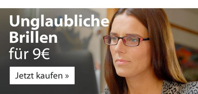 Die weltweit günstigsten Brillen