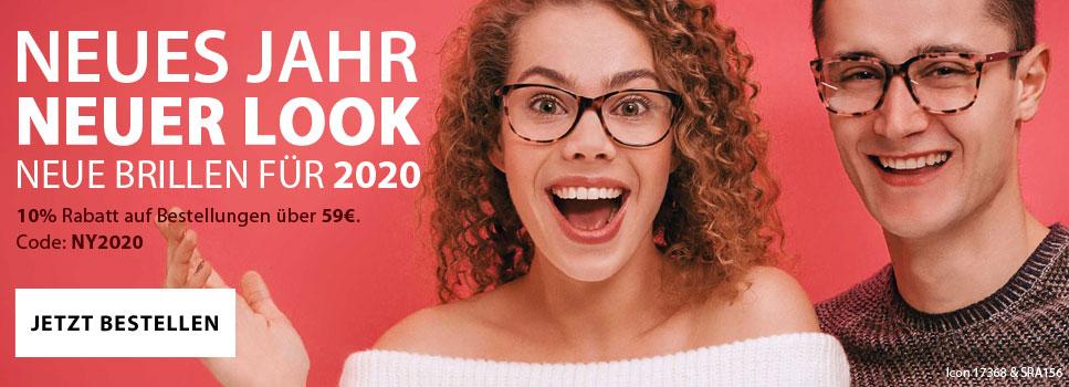 Neues Jahr, Neuer Look 2020