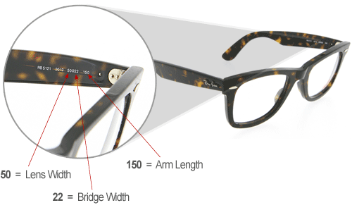 Size Guide - Frame Dimensions