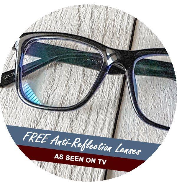 售价$10的眼镜