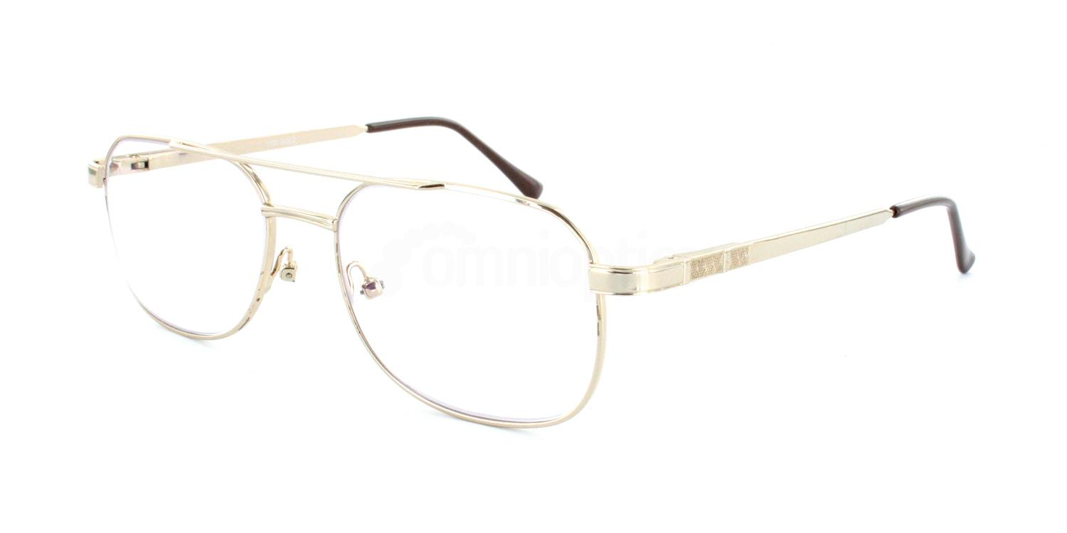 GOLD 1356 Glasses, Hush
