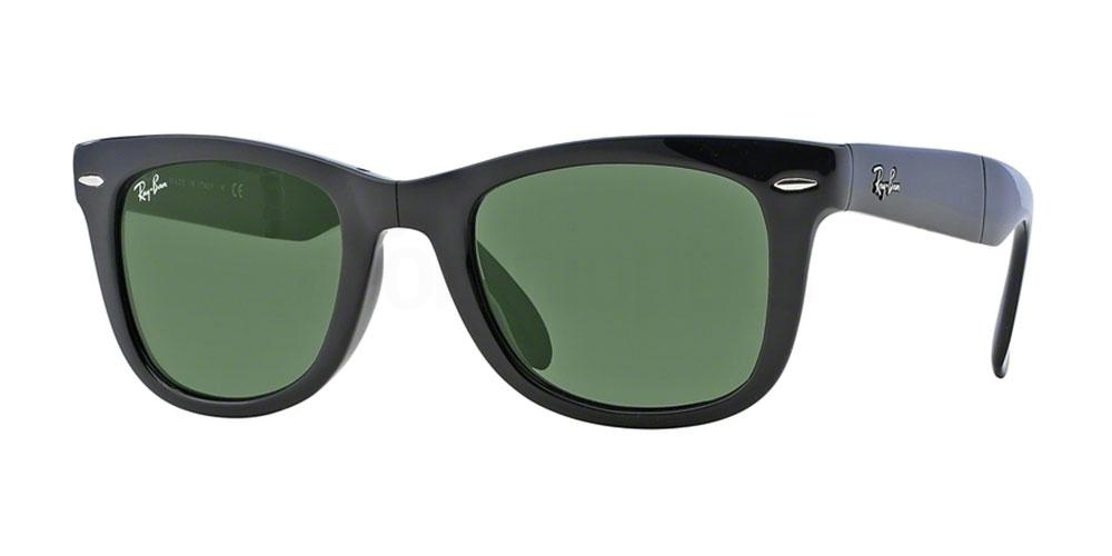 601 RB4105 Outsiders (Folding WAYFARER) 1/2 Sunglasses, Ray-Ban