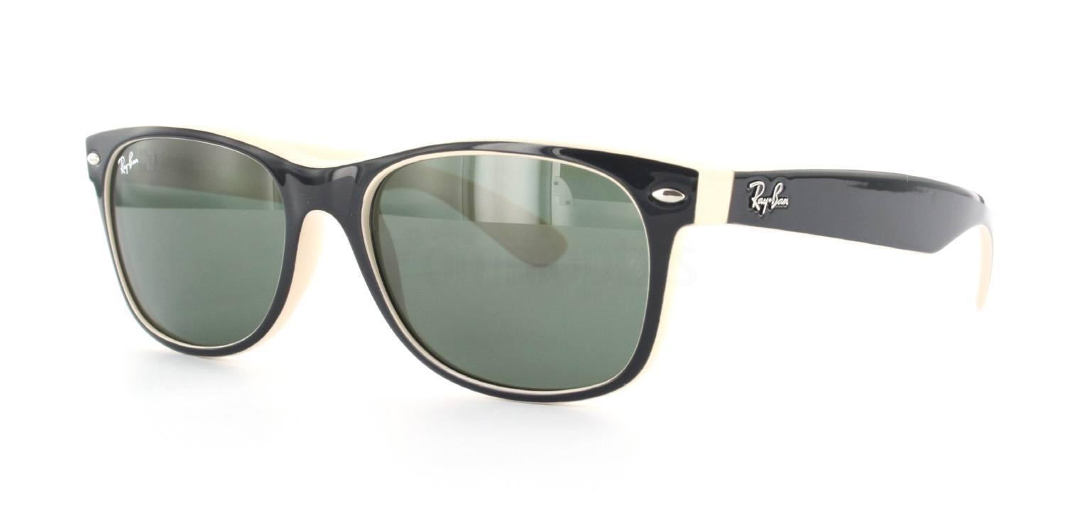 875 RB2132 - New Wayfarer (3/3) , Ray-Ban