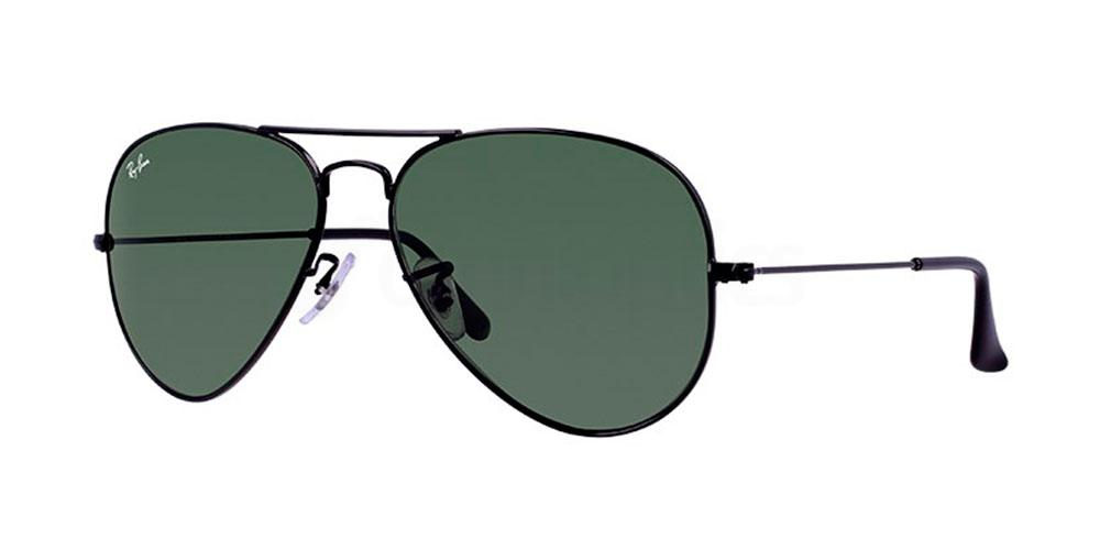 L2823 RB3025 Aviator - as worn by Michael Jackson Sunglasses, Ray-Ban