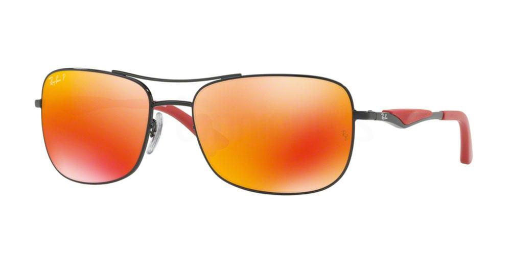 002/6S RB3515 (Polarized) , Ray-Ban