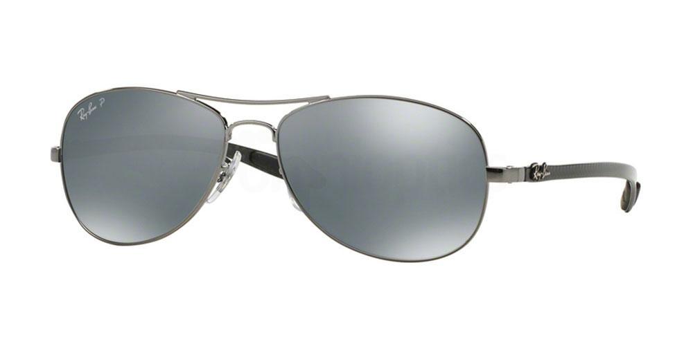 004/K6 RB8301 (Polarized) Sunglasses, Ray-Ban