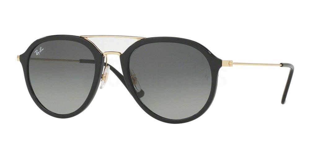 601/71 RB4253 Sunglasses, Ray-Ban
