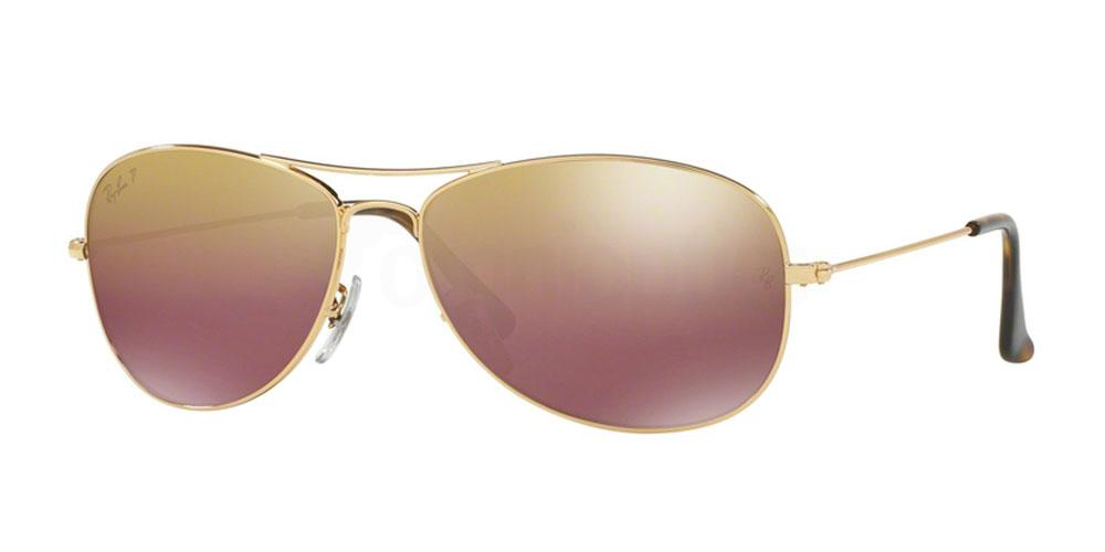 001/6B RB3562 Sunglasses, Ray-Ban