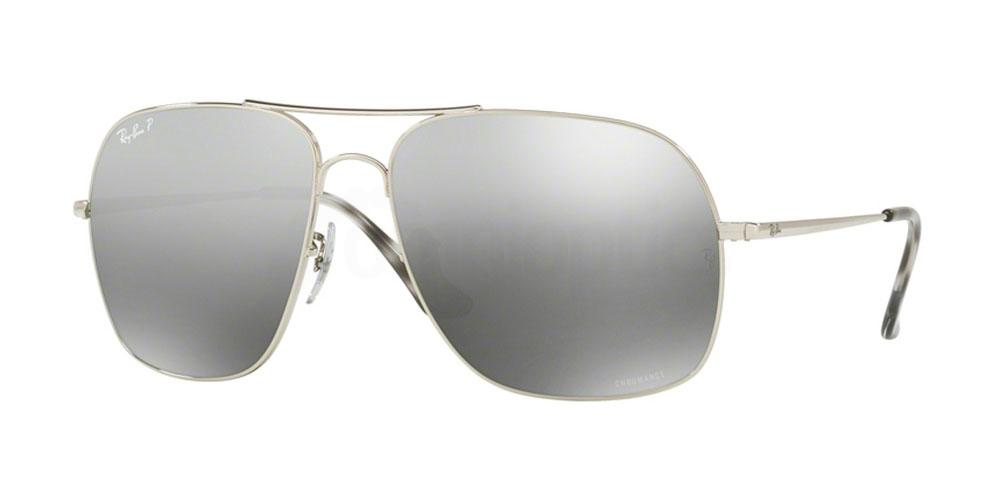 003/5J RB3587CH Sunglasses, Ray-Ban