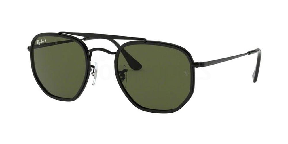 002/58 RB3648M THE MARSHAL II Sunglasses, Ray-Ban