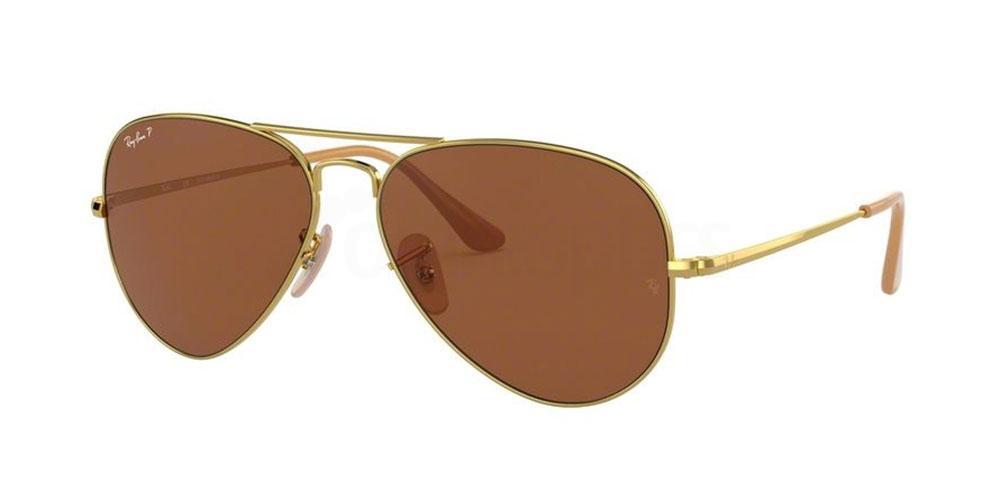 906447 RB3689 AVIATOR METAL II Sunglasses, Ray-Ban