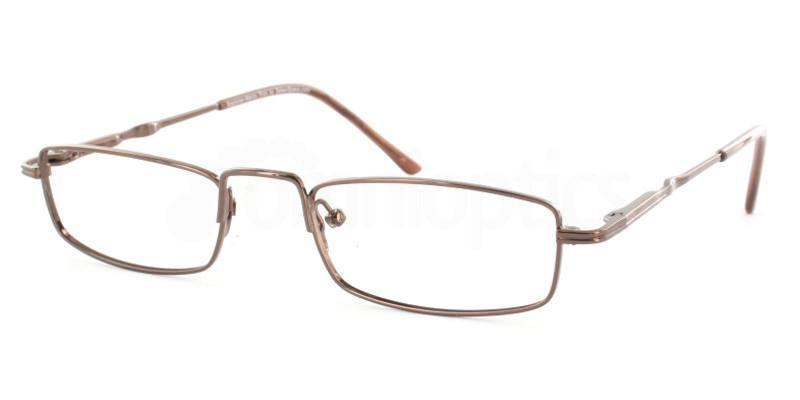 Brown Marco Polo Glasses, Explorer