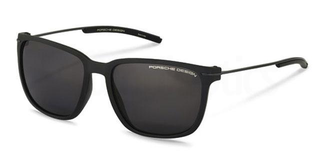 PORSCHE Design Porsche Design Sonnenbrille » P8637«, schwarz, A - schwarz/grau