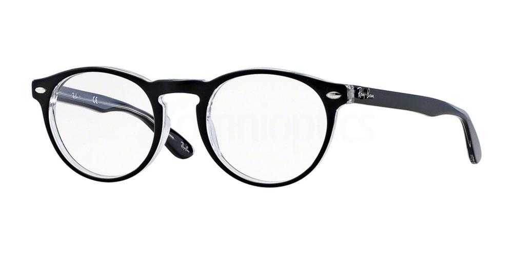 2034 RX5283 Glasses, Ray-Ban
