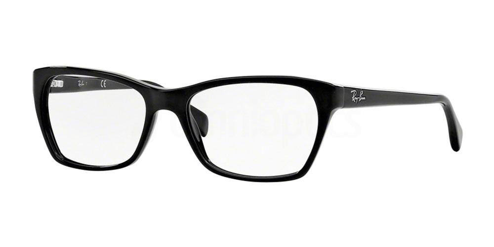 2000 RX5298 (1/2) Glasses, Ray-Ban