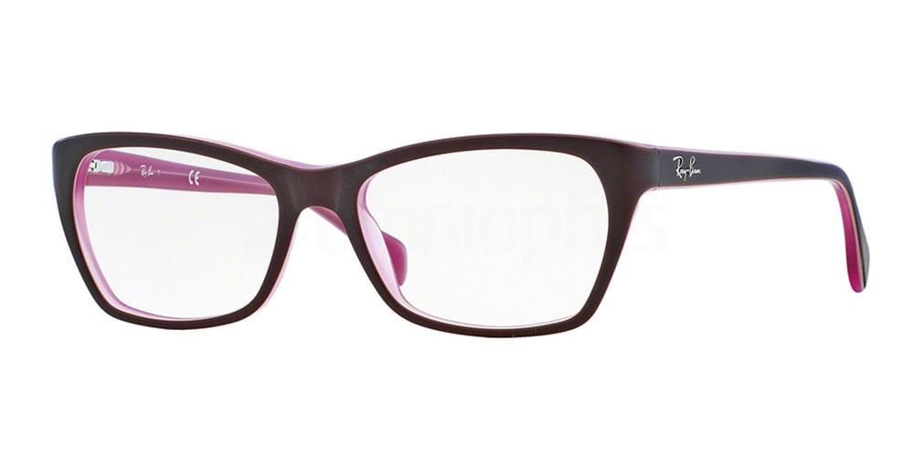 5386 RX5298 (1/2) Glasses, Ray-Ban