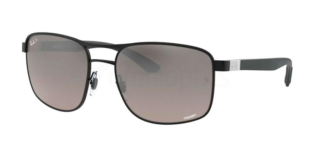 186/5J RB3660CH Sunglasses, Ray-Ban