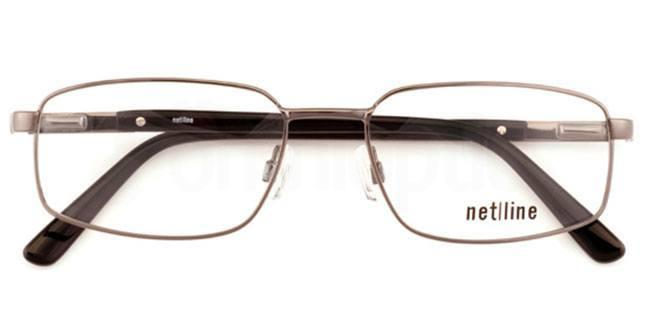 A S4136 Glasses, Net-Line