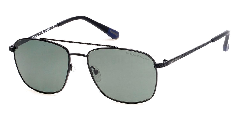 02R GA7072 Sunglasses, Gant