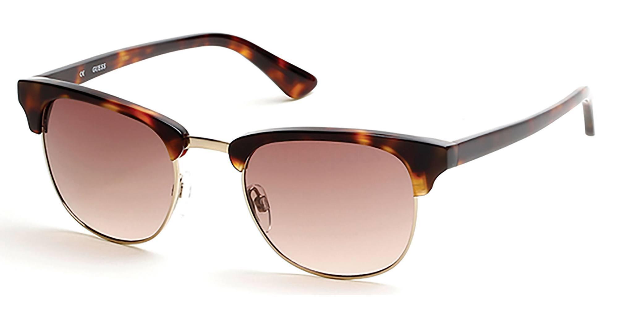 56F GU7414 Sunglasses, Guess