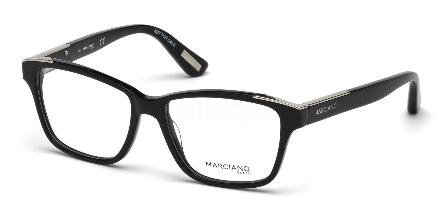 001 GM0300 Glasses, Guess by Marciano