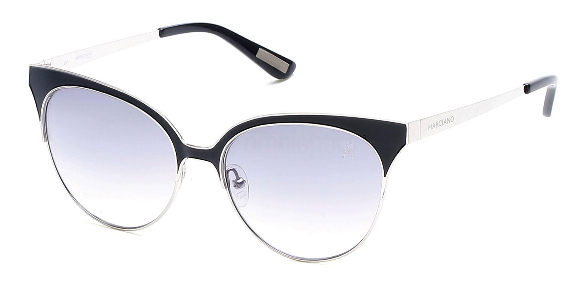 01B GM 0751 Sunglasses, Guess by Marciano