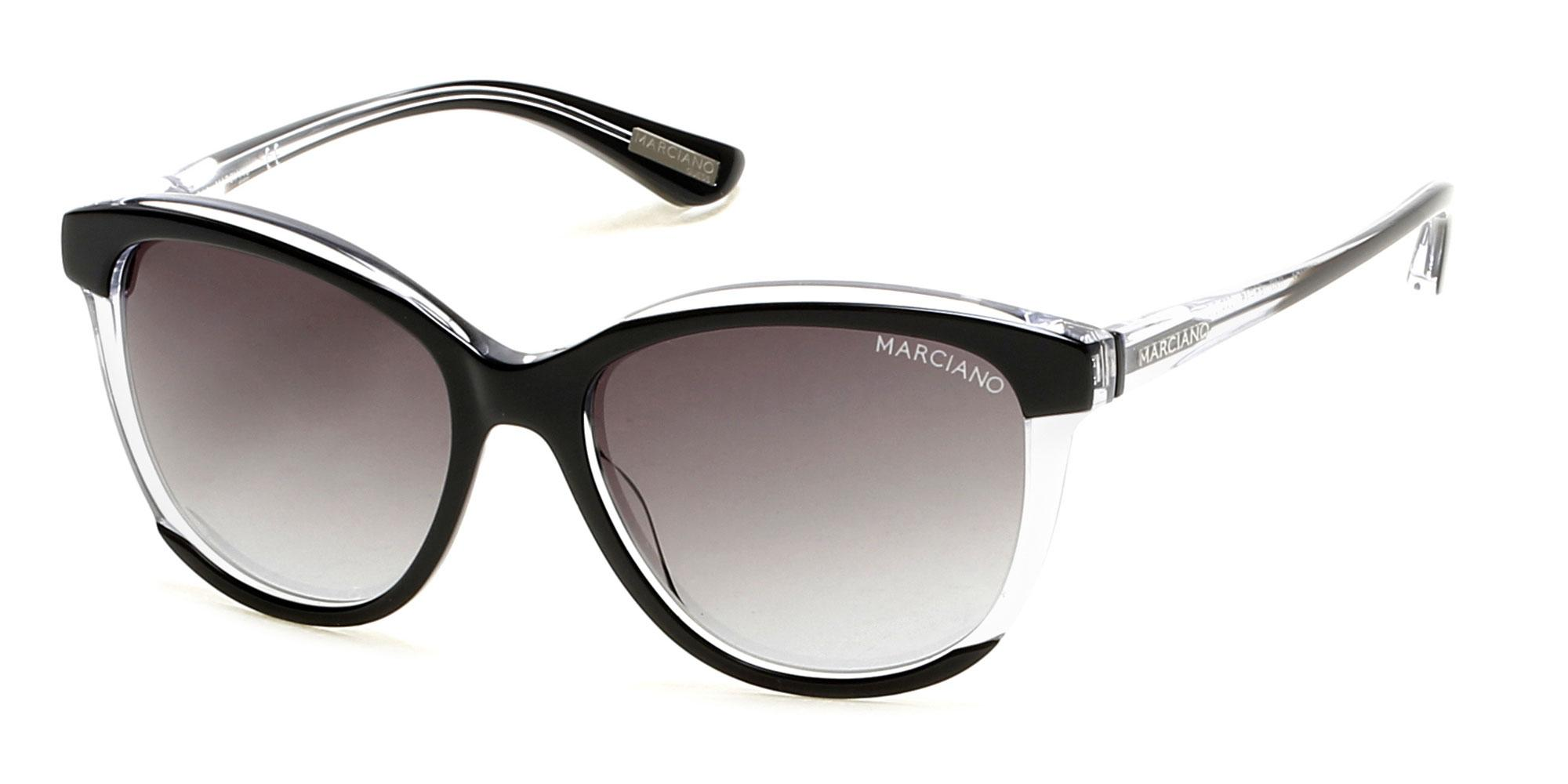 03B GM 0757 Sunglasses, Guess by Marciano