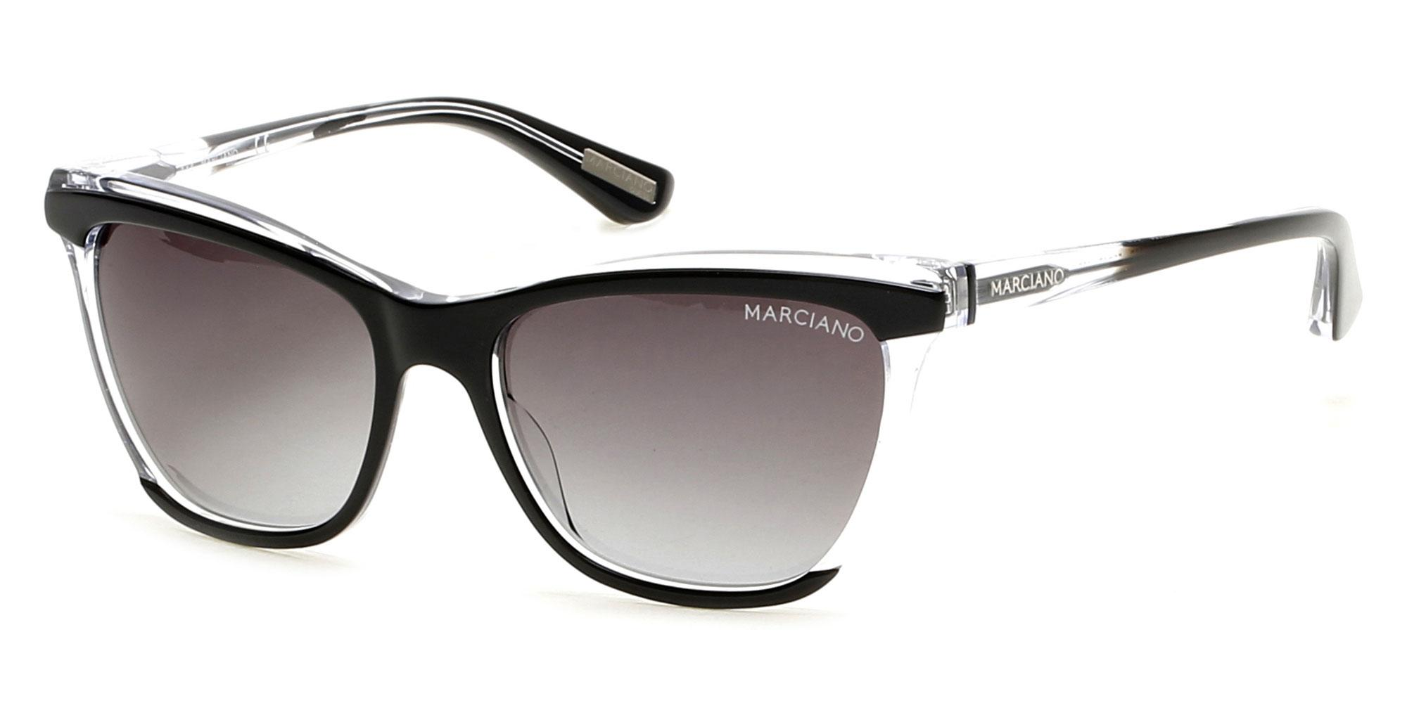 03B GM 0758 Sunglasses, Guess by Marciano