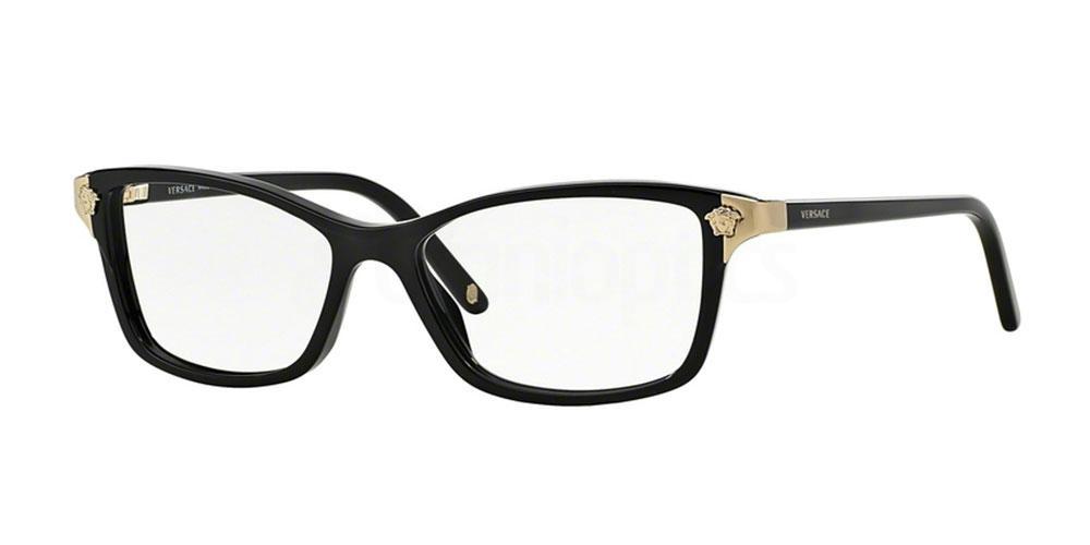 GB1 VE3156 Glasses, Versace