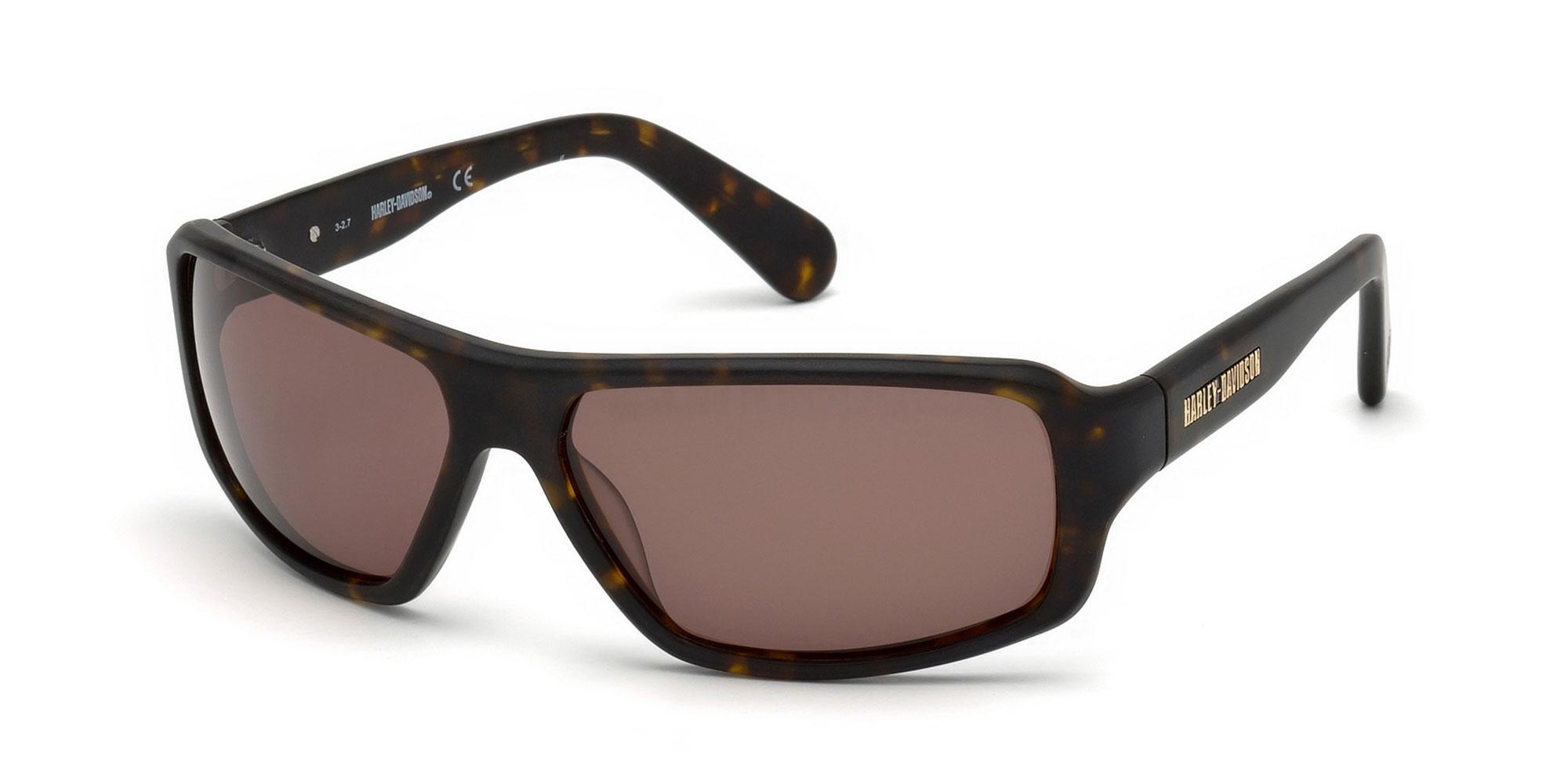 52E HD0921X Sunglasses, Harley Davidson