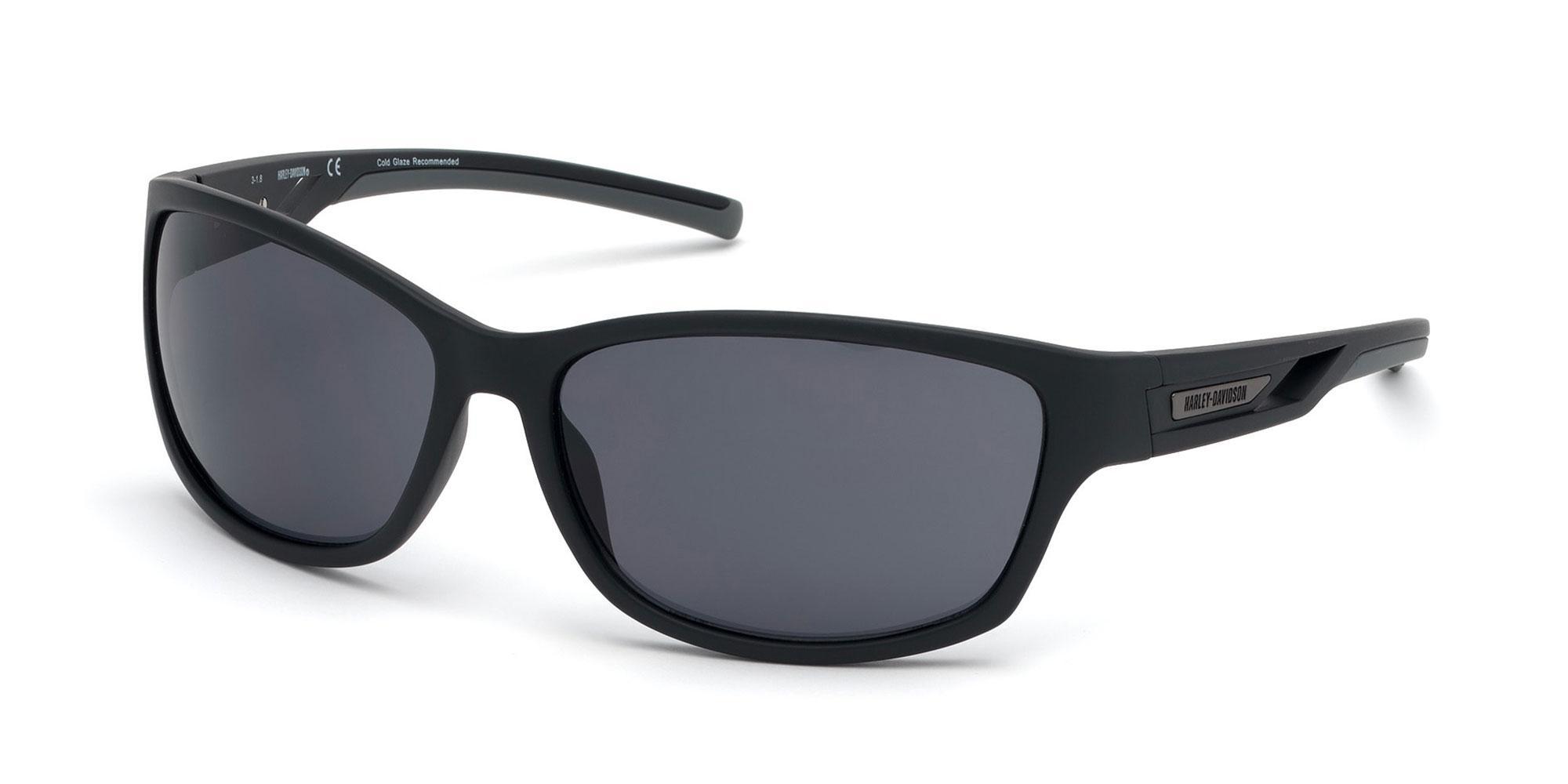 02A HD0925X Sunglasses, Harley Davidson
