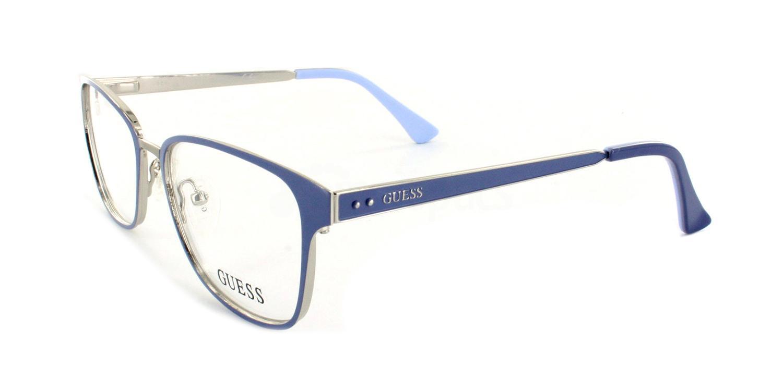 079 GU2550 Glasses, Guess