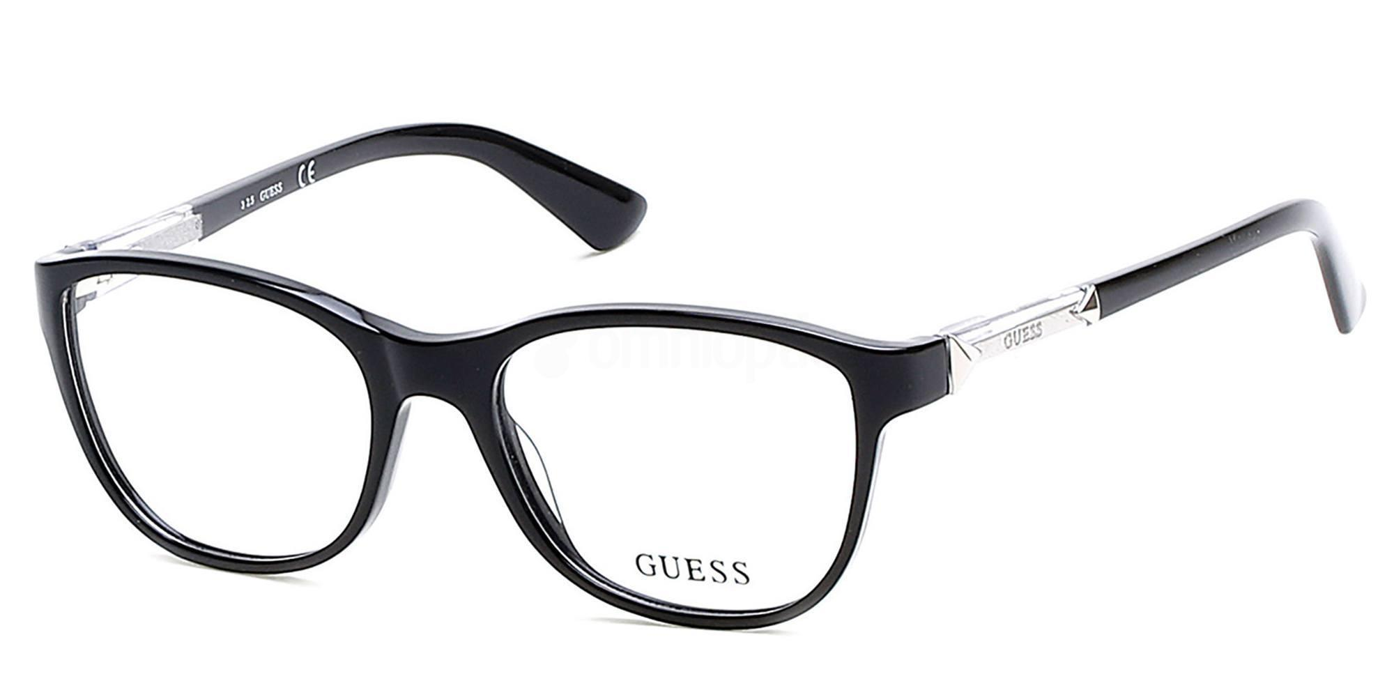001 GU2562 Glasses, Guess