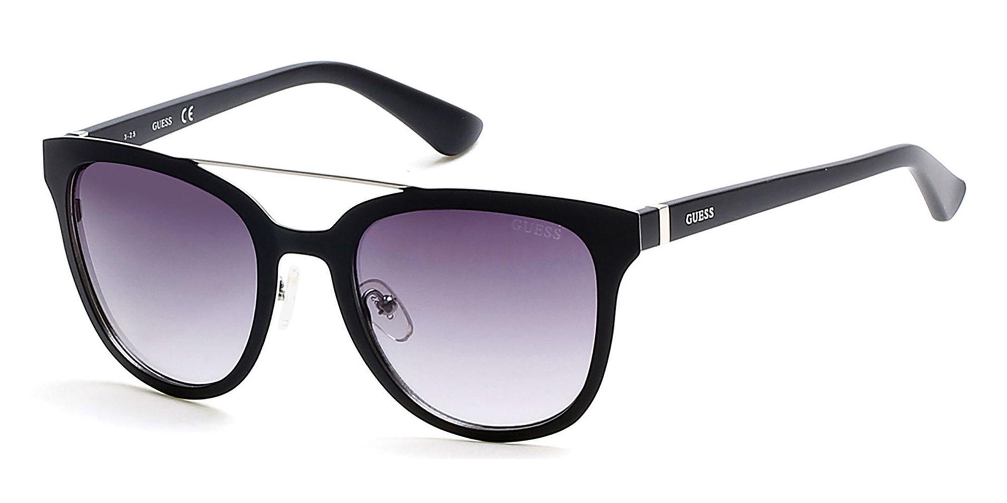 02B GU7448 Sunglasses, Guess