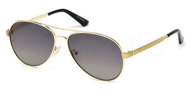 32D GU7501 Sunglasses, Guess