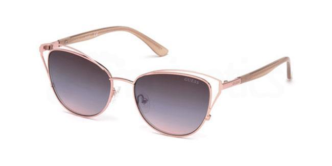 28Z GU7573 Sunglasses, Guess