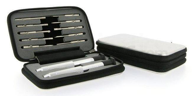 Tool Kit 10pc Tool Kit Accessories, Optical accessories