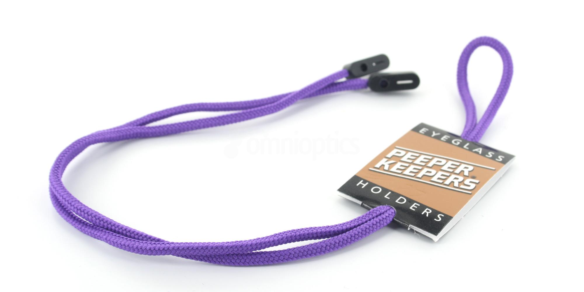 SCPR Supercord Purple Lanyard Accessories, Optical accessories