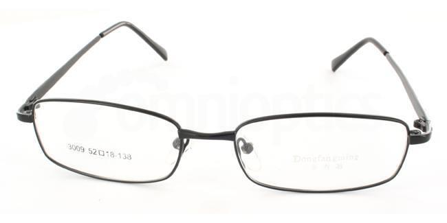 Black 3009 Glasses, Stellar