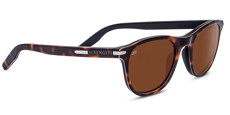 8464 Cosmopolitan ANDREA Sunglasses, Serengeti