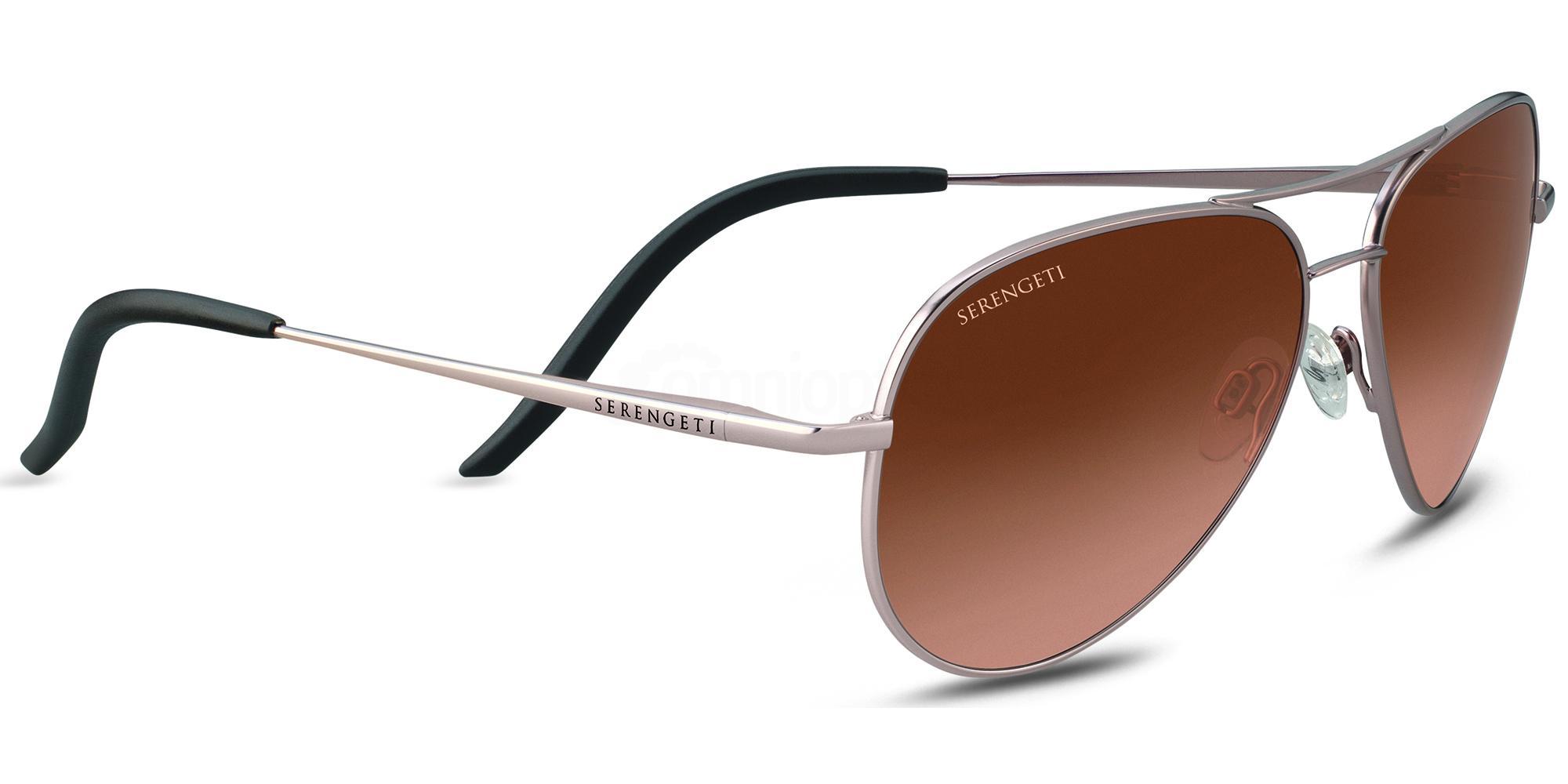 8552 Classics CARRARA SMALL Sunglasses, Serengeti