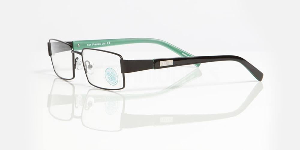 Black and Green CELTIC FC - OCE004 , Fan Frames