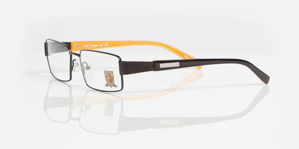Black and Amber HULL CITY AFC - OHU004 , Fan Frames