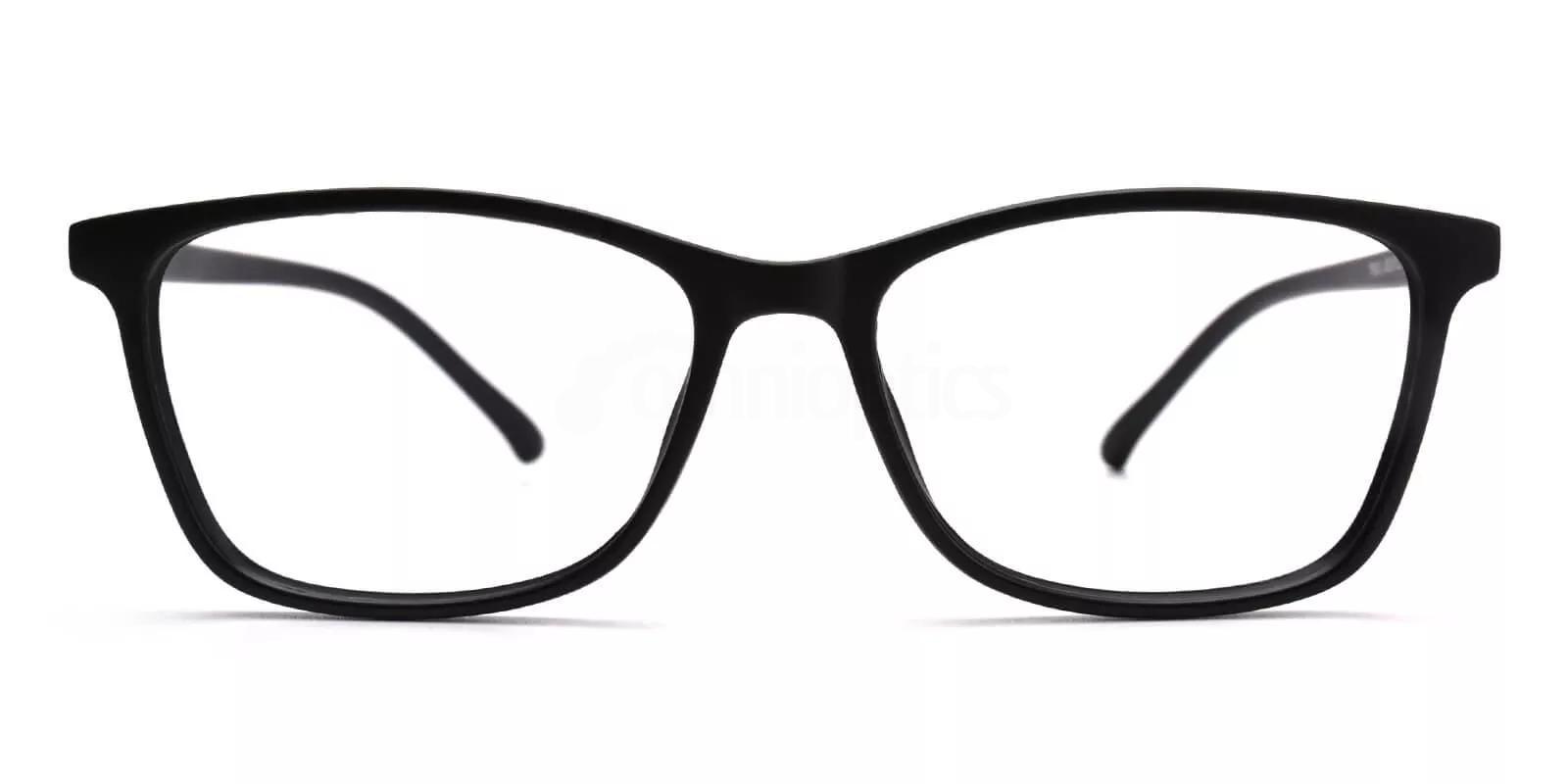 Black L053 Glasses, Savannah
