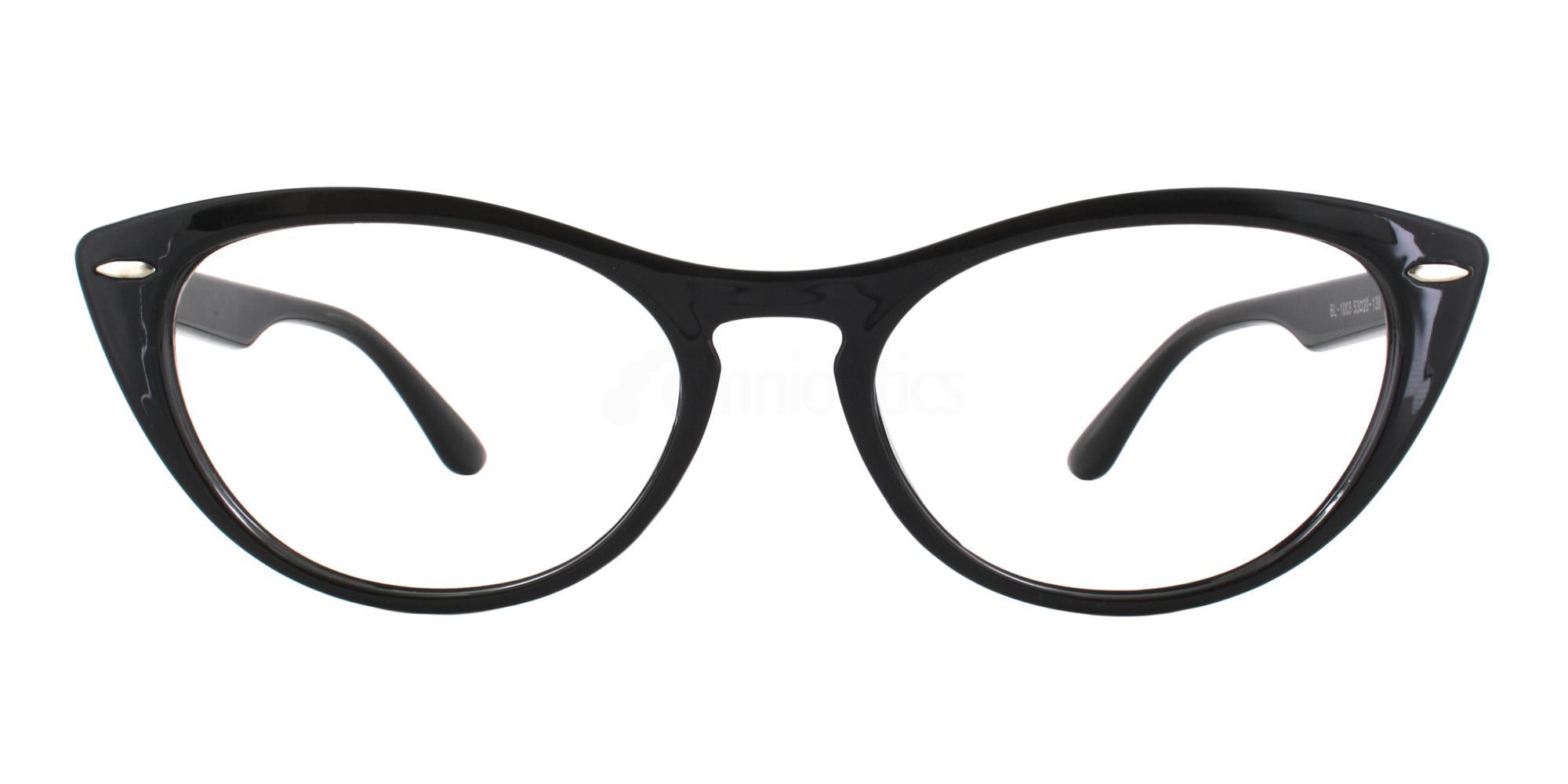 C1 BL1003 Glasses, Savannah