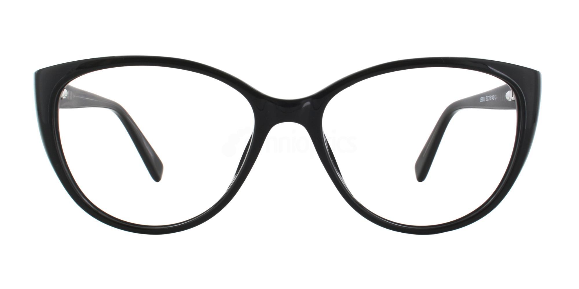 C1 LS8061 Glasses, Infinity