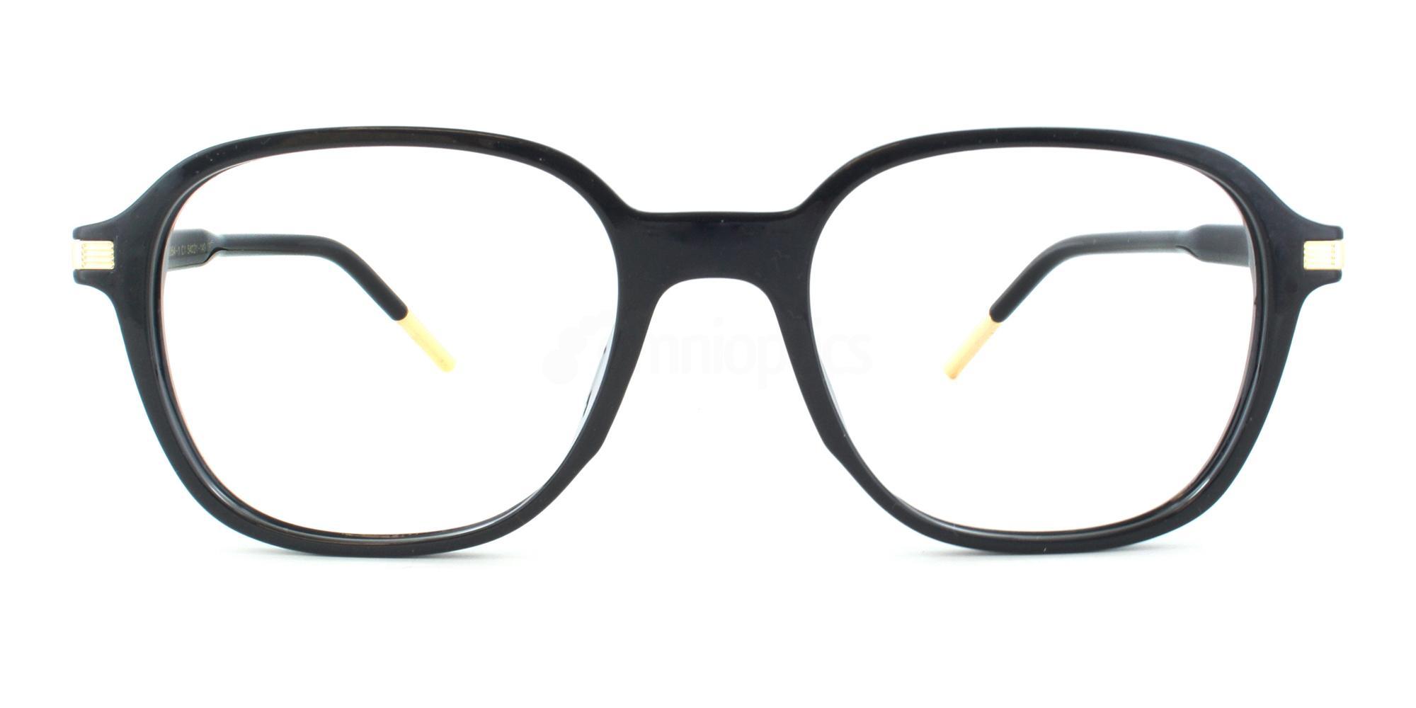 C1 S32054-1 Glasses, Infinity