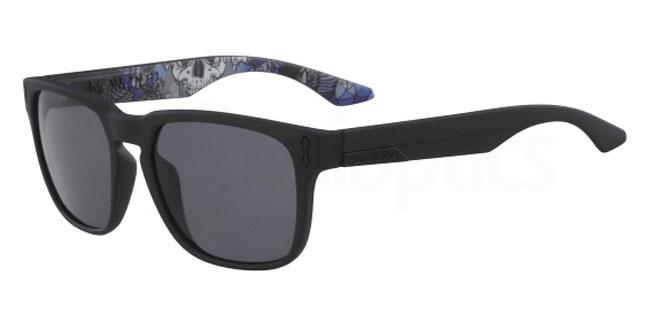 013 DR513SYM MONARCH ASYM Sunglasses, Dragon