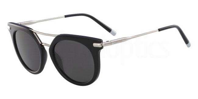 001 CK1232S Sunglasses, Calvin Klein