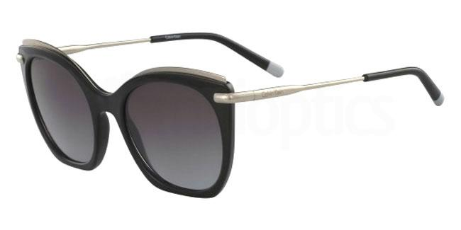 001 CK1238S Sunglasses, Calvin Klein